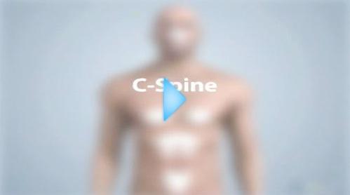 c-spine video